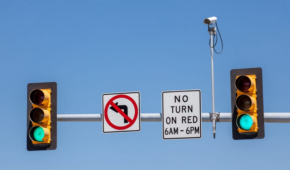 Are Red Light Camera Tickets Enforceable In Florida