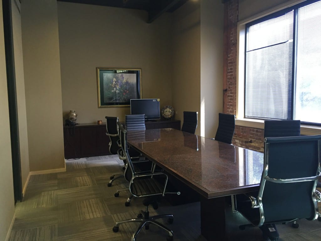 Tampa Law Office- Conference Room