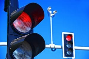 Can I Flight a Red Light Camera Ticket in Florida